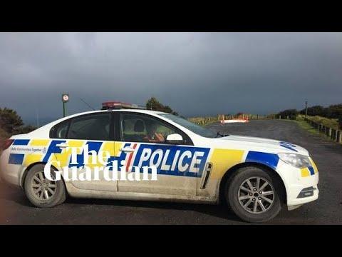 New Zealand police hunt gunman after Australian killed in 'tragic, random attack'