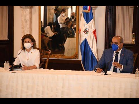 #ENVIVO Gabinete de Salud presenta nuevas medidas para evitar la expansión del COVID-19
