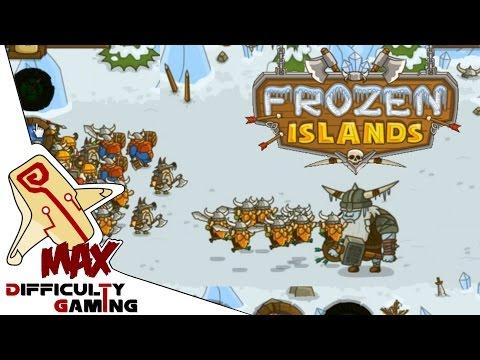 Frozen Islands 100% Walkthrough All levels 1 - 25 + Boss Part 2/2