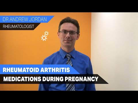 Rheumatoid Arthritis Medications during Pregnancy