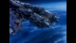Macross Plus Guld vs. X-9 with Interstellar Docking soundtrack AMV