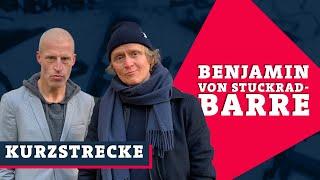 Benjamin von Stuckrad-Barre möchte ein Spiel spielen