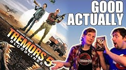 Tremors 5: Good Actually (Movie Nights) (ft. @Phelan Porteous)