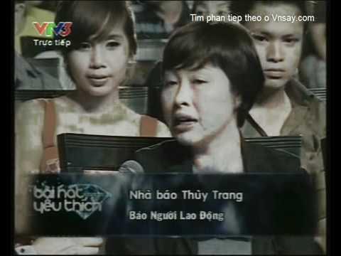 Bai hat yeu thich 2012 So 4 4/3/2012