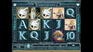 ThunderStruck 2 Bonus - Max Bet 819 € | Casino Bonus Terminator