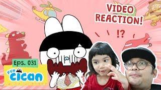 Gambar cover Video Reaction Berantakan - Feat. Acin & MasWaditya