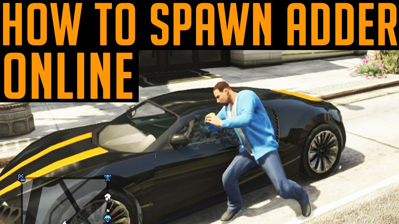 Gta Spawn Adder Cheat – HD Wallpapers