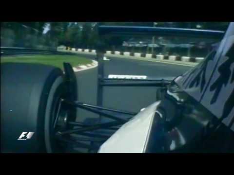 1990 Italian GP - Stefano Modena Onboard