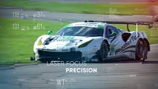 Racing Physics: WeatherTech Commercial