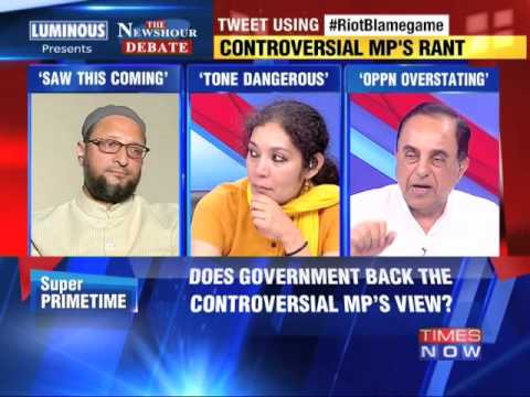 The Newshour Debate: The Riot Blamegame - Part 2 (13th August 2014)