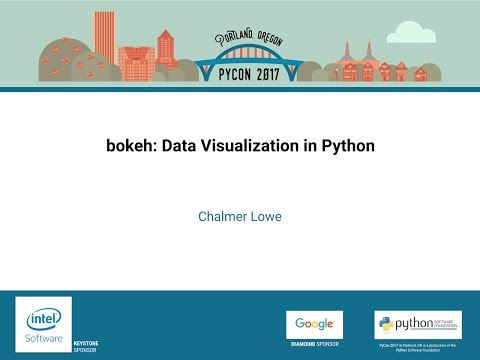 Image from bokeh: Data Visualization in Python