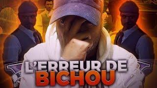 GTA V RP #4 - L'ERREUR DE BICHOU..