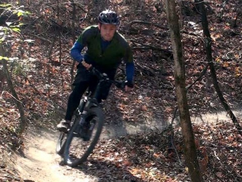 Alum Creek P1 Mountain Bike Trail Review HD