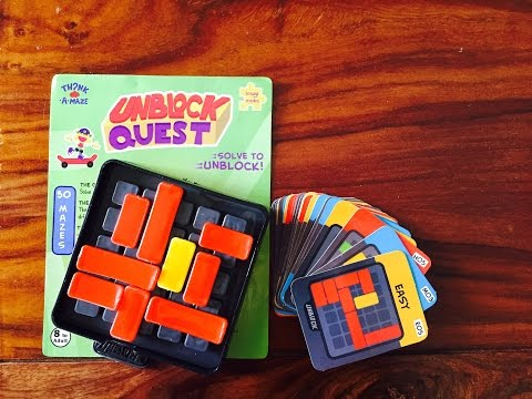 Game to build your child's problem solving skills