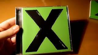 Baixar Ed Sheeran - x (Deluxe Edition) - Unboxing