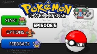 Pokemon Tower Defense Episode 5: Evolution Solution
