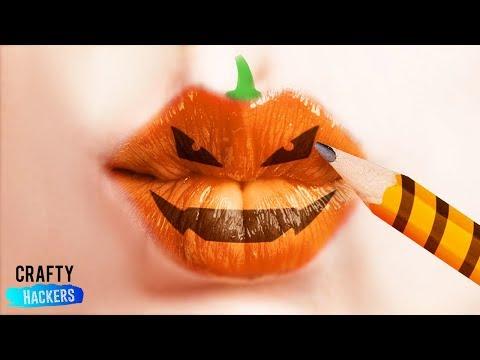 20 DIY Halloween School Supplies And Costumes