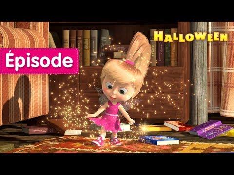 Masha et Michka - Halloween 🎃 (Épisode 50)