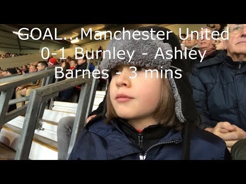 Manchester United v Burnley | Match Day Vlog | Premier League | 26.12.2017