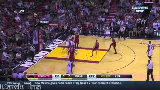 LeBron James - Pick & Roll Passing