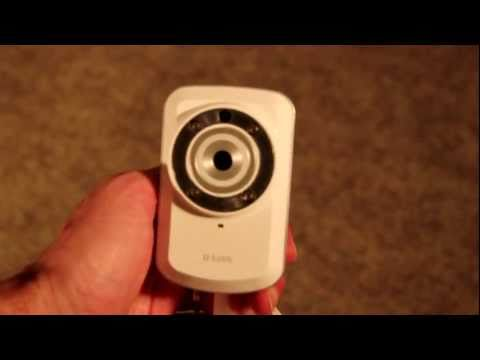 D-Link Wireless N Camera DCS-932L Product Review