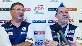 Gary Anderson and Peter Wright - Scotland win the BetVictor 2019 World Cup of Darts