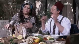 الحلقة 25 باب الحارة 8 | ابو بدر يفكر فى انجاب ولد