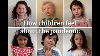 COVID kids: How our youngest are experiencing the pandemic