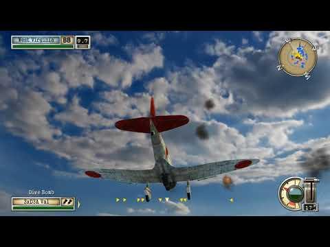Battlestations Midway Attack on (Hawaii) Harbor -Battleship Row-