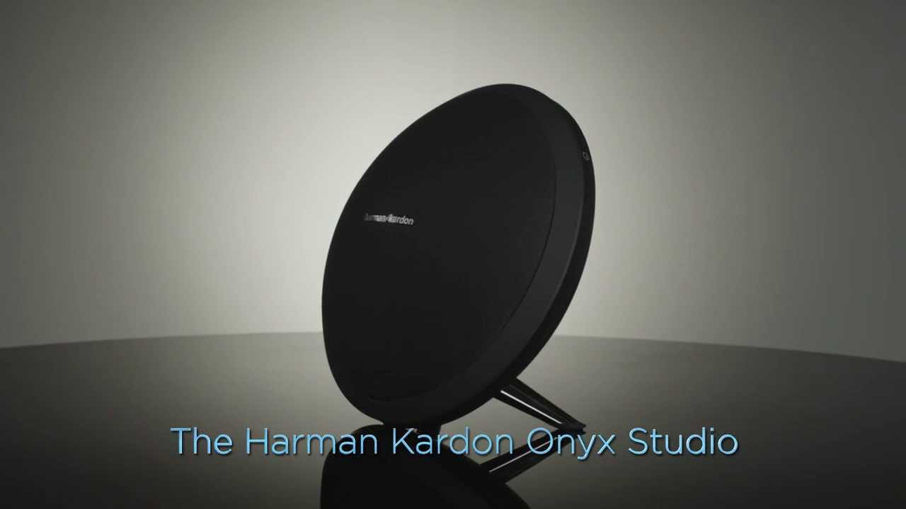 The Harman Kardon Onyx Studio