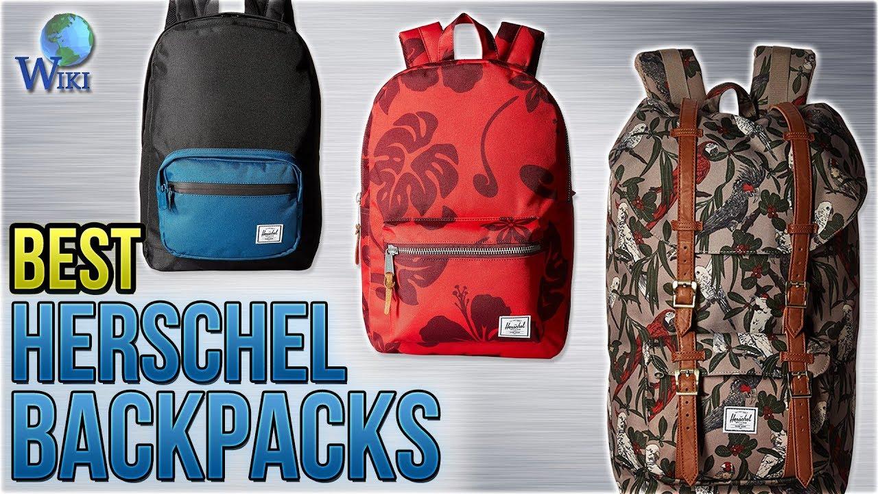 017339738dc 9 Best Herschel Backpacks 2018 - YouTube