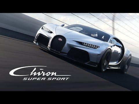 Digital World Premiere: BUGATTI Chiron Super Sport