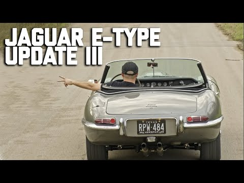 The Revived Jaguar E-type that Inspired Revival // Revival Daily 94
