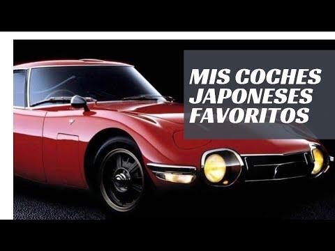 Mis COCHES JAPONESES preferidos