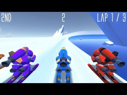 Rocket Ski Racing - Trailer