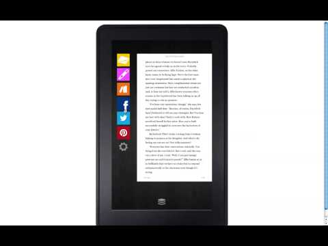 Kindle Fire: X-Ray Reimagined