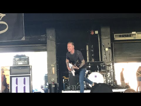 William Ryan Key plays Acoustic Yellowcard Set Warped Tour, Camden NJ 7.13.18 Mp3