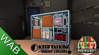 Keep Talking and nobody Explodes Review - Worthabuy?
