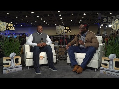 Gerald McCoy Interviews Doug Flutie, Matt Forte, Melvin Gordon & More | NFL Fan Pass NFL