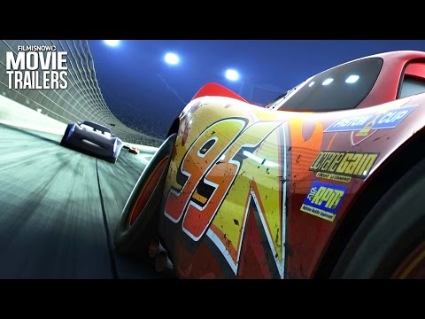 Cars 3 trailer: Lightning McQueen spirals out of control