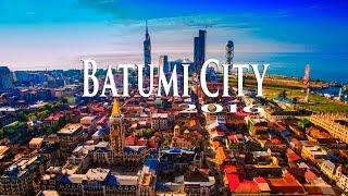 Batumi city  - ციდან დანახული ბათუმი 4K ©