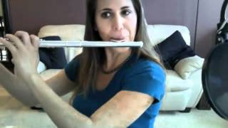 FIREWORK - Katy Perry (flute cover)