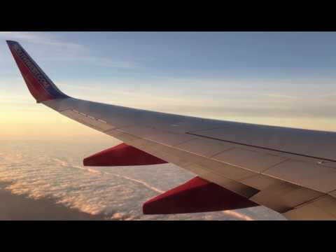 Southwest Airlines Flight 622 January 20, 2017 PVD-BWI Takeoff
