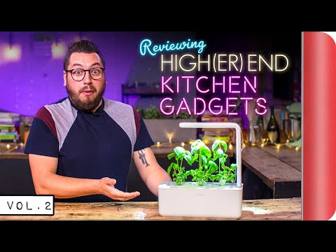 Reviewing High(er) End Kitchen Gadgets Vol. 2