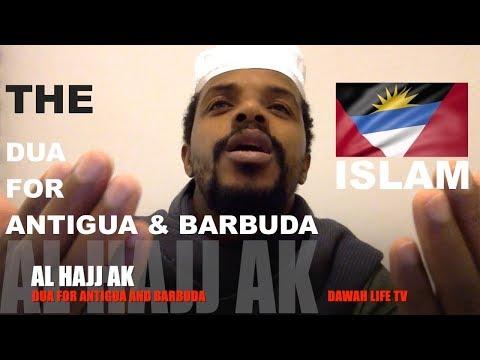 ISLAM IN ANTIGUA AND BARBUDA II OFFICIAL  DUA II