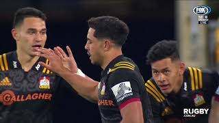 2018 Super Rugby Quarter-Final: Hurricanes vs Chiefs