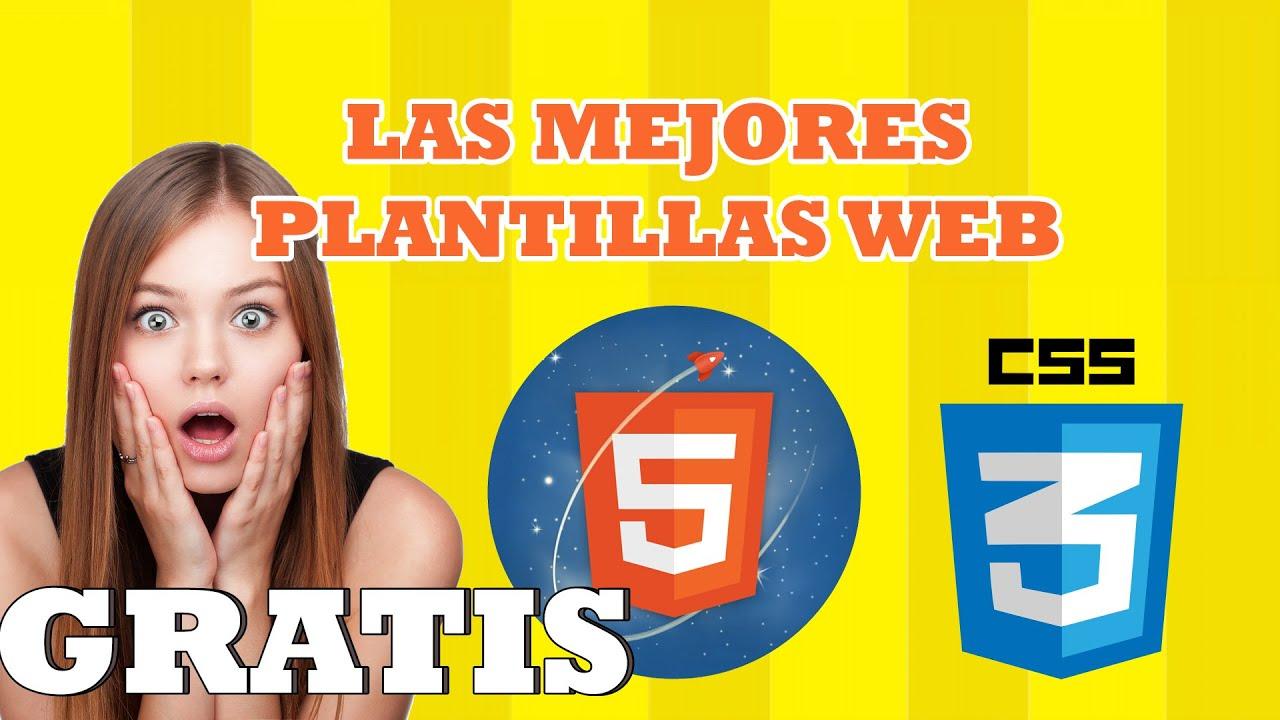 Descargar Plantillas web Gratis 2017 | HTML | Responsive + css3 ...