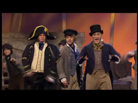 Team Dec Musical Role Of Oliver - Saturday Night Takeaway 21/3/09