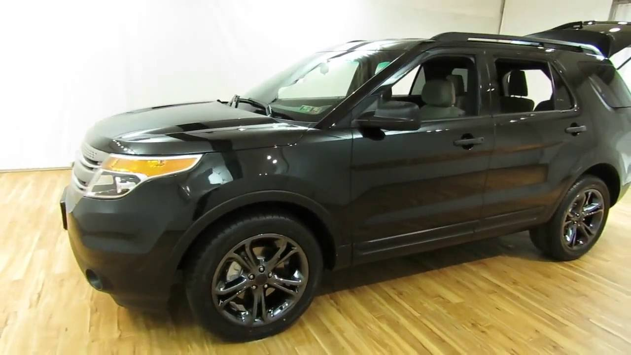 2013 Ford Explorer 4wd 20 Inch Wheels Carvision