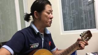 Thế Phương hát bài không tên tự sáng tác, nhờ bà con đặt tên giùm